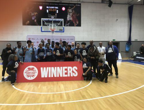 London Thunder – Division 4 Champions