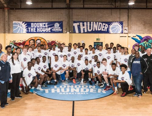 DME / Thunder Elite Camp