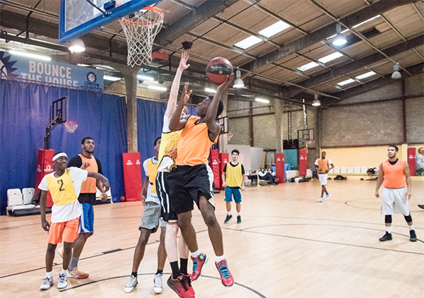 London Thunder Basketball Camp 2020