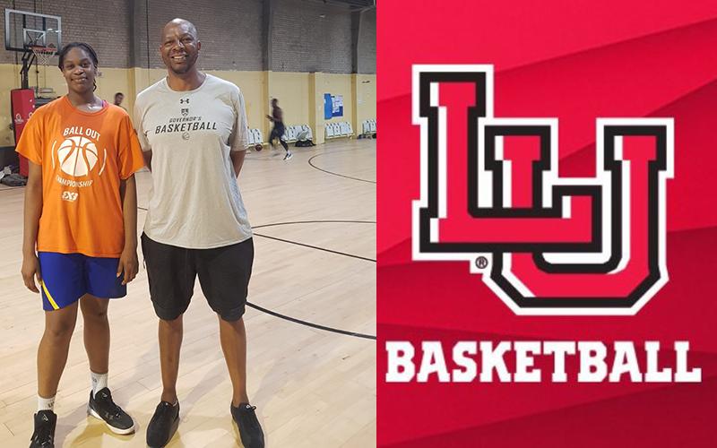 Emma Imevbore Steve Bucknall Lamar University Basketball Scholarship