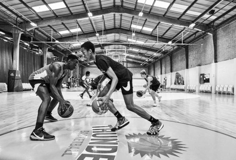 Ballhandling Drills Thunderdome London Thunder Basketball