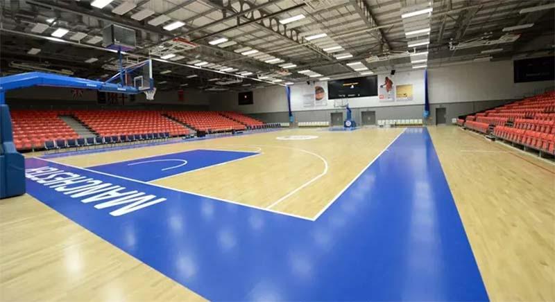 Basketball England Manchester Court