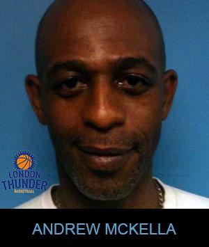 Coach Andrew McKella