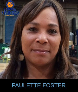 Coach Paulette Foster