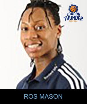Coach Ros Mason