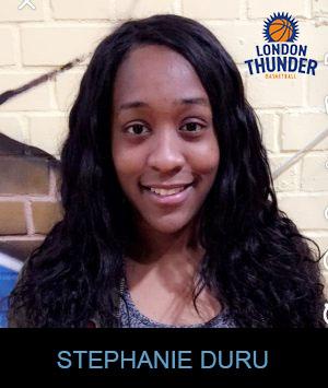Coach Stephanie Duru