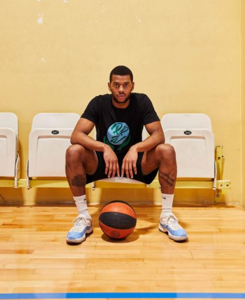 Dwayne Camille London Thunder Basketball