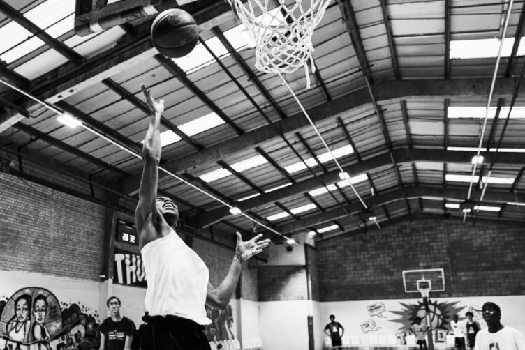 Easy Layup Thunderdome London Thunder Basketball
