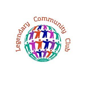 Legendary Community Club Logo Small