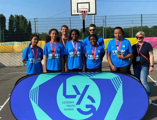 Girls Win Silver – London Youth Games