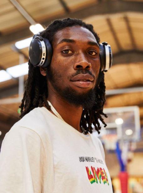 Zell Francis London Thunder Basketball