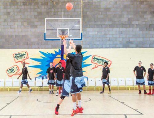 Basketball Trials August 2021