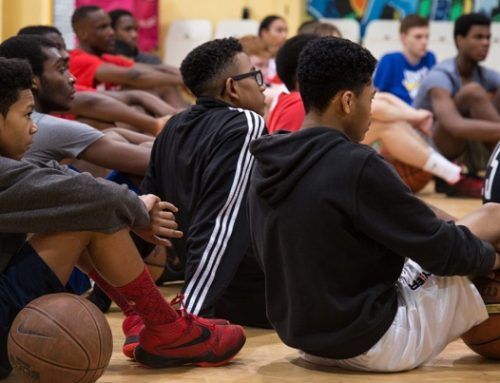 Aspire programme for talented 11-15-year-olds