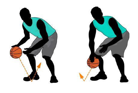 push pull dribble